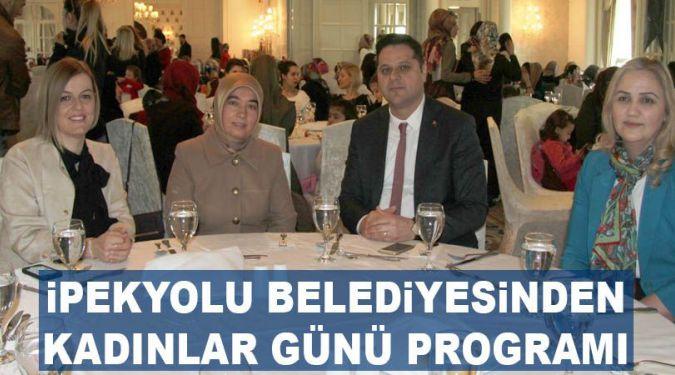 İpekyolu Belediyesinden Kadınlar Günü Programı