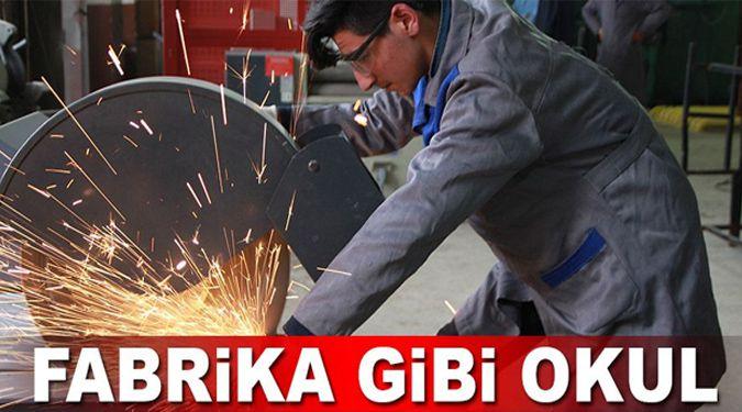 Fabrika Gibi Okul