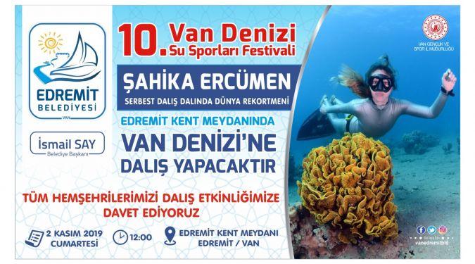 10. VAN DENİZİ SU SPORLARI