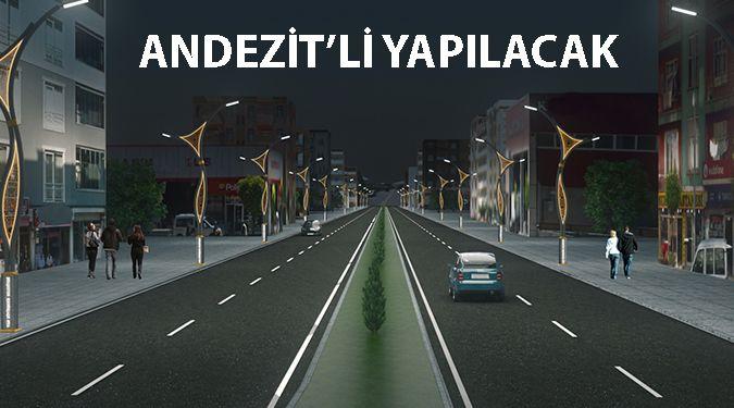 ANDEZİT'Lİ PROJE!