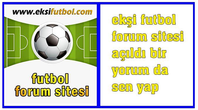 EKŞİ FUTBOL..!