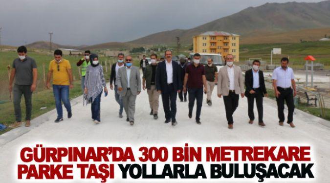 300 BİN METREKARE
