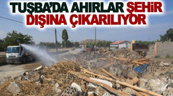 AHIRLAR YIKILIYOR