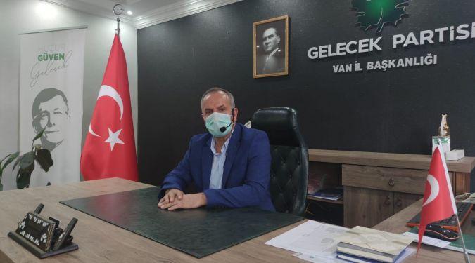 """""""DÜŞMAN DEĞİL SİYASİ RAKİBİZ"""""""