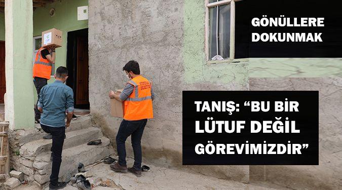 2 BİN ADET RAMAZAN KOLİSİ..!